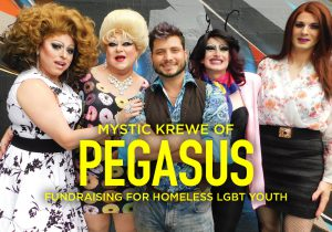 Read more about the article Community Pegasus Krewe Fun-Raisers