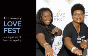Love Fest Rachel Bell Dorsha James