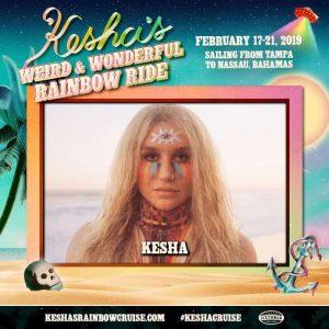 Kesha Cruise