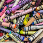 You Can Still Color With Broken Crayons: Repurposing Life's Challenges Into Something of Beauty